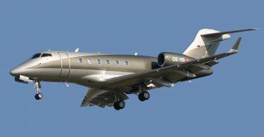 Новый самолёт «Челленджер 300» от фирмы Bombardier