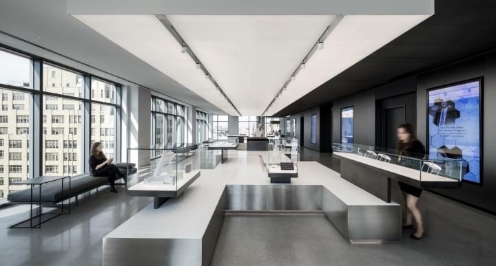 Обустройство офиса в стиле минимализм