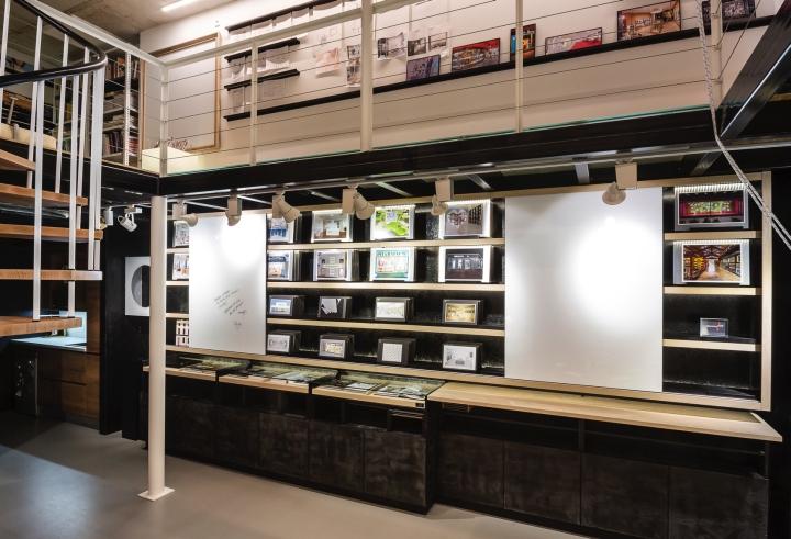 Обустройство офиса Studio 54. Фото 9