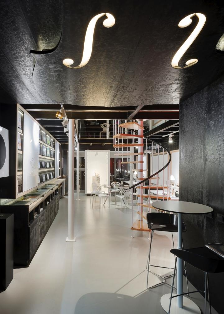 Обустройство офиса Studio 54. Фото 6