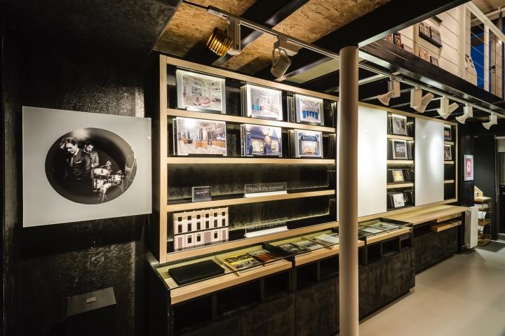 Обустройство офиса Studio 54. Фото 2