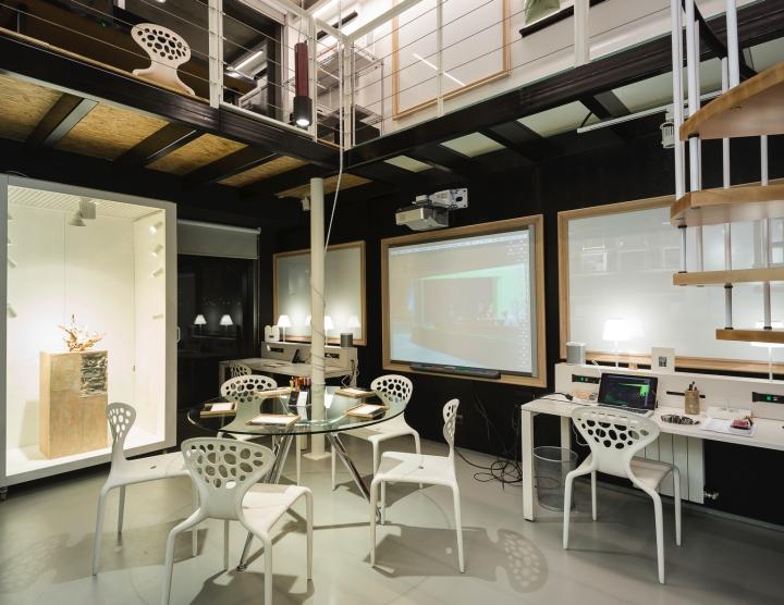 Обустройство офиса Studio 54. Фото 4