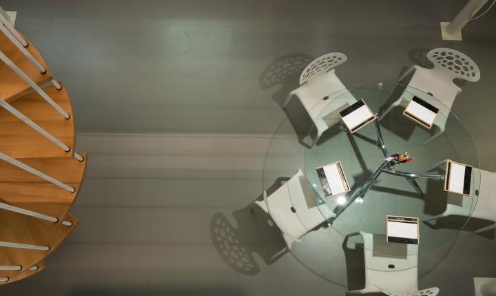 Обустройство офиса Studio 54. Фото 11