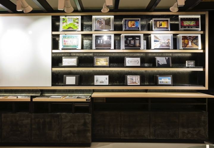 Обустройство офиса Studio 54. Фото 1