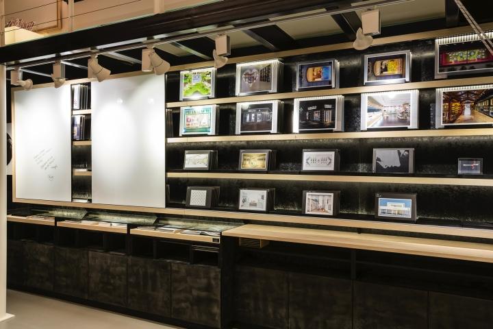 Обустройство офиса Studio 54. Фото 8