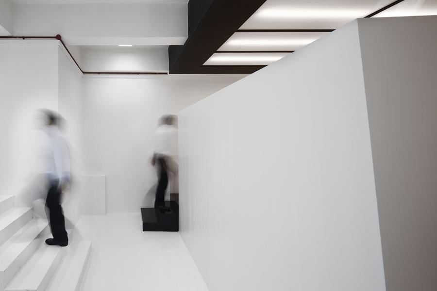 Офис в Сингапуре от студии SKLIM