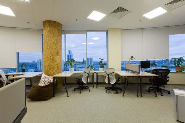 Современный дизайн офиса