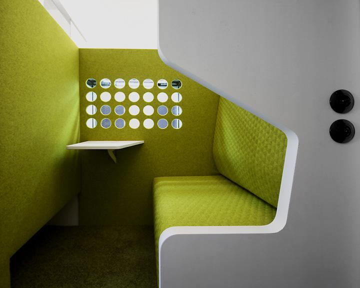 Мобильный офис от KINZO Берлин, Германия