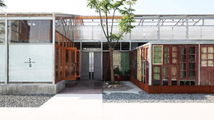 Офис для ателье в Шанхае - фото 5