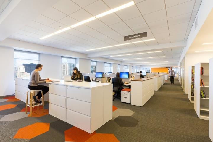 Офис издательства Macmillan, Нью-Йорк