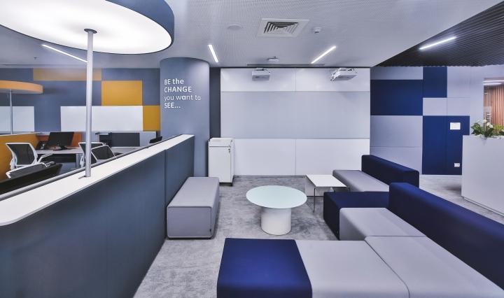 Комфортный офис с красивым интерьером - фото 1