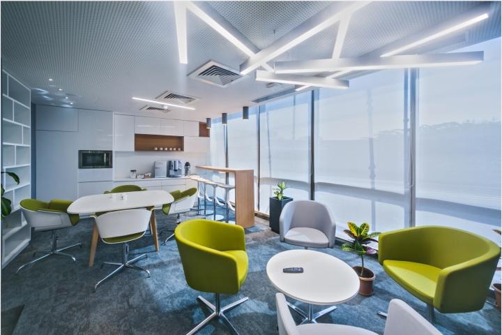 Комфортный офис с красивым интерьером - фото 2
