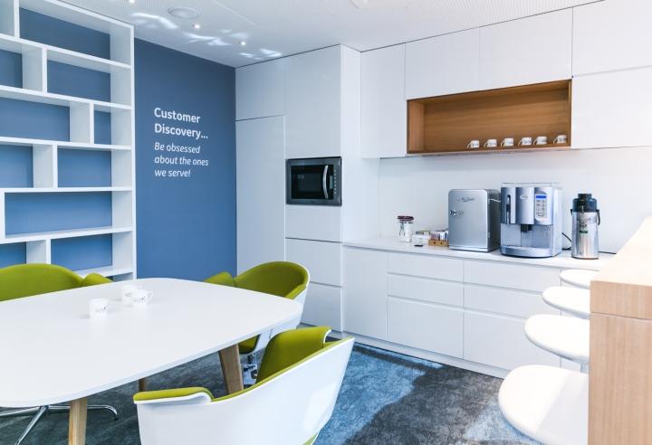Комфортный офис с красивым интерьером - фото 3