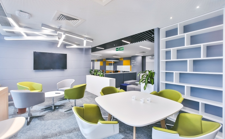 Комфортный офис с красивым интерьером - фото 4