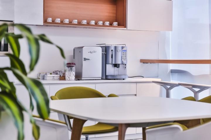 Комфортный офис с красивым интерьером - фото 5