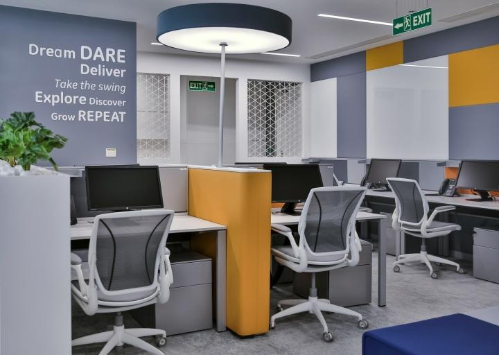 Комфортный офис с красивым интерьером - фото 6