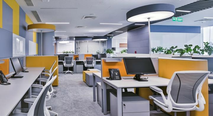 Комфортный офис с красивым интерьером - фото 7