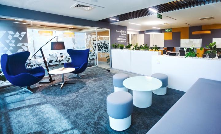 Комфортный офис с красивым интерьером - фото 8