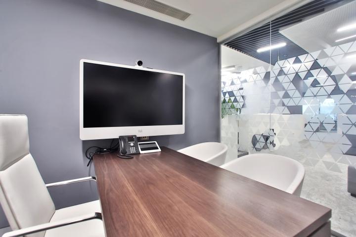 Комфортный офис с красивым интерьером - фото 10