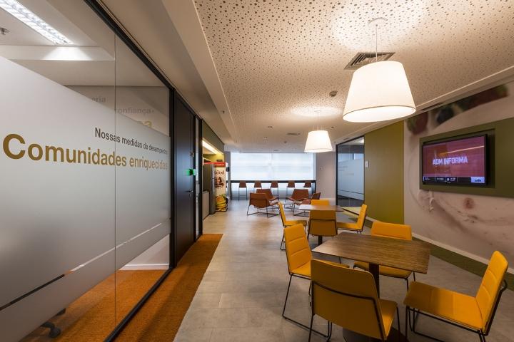 Офис в Бразилии для компании Cargil