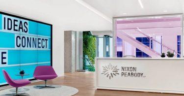 Офис юридической фирмы от Perkins+Will