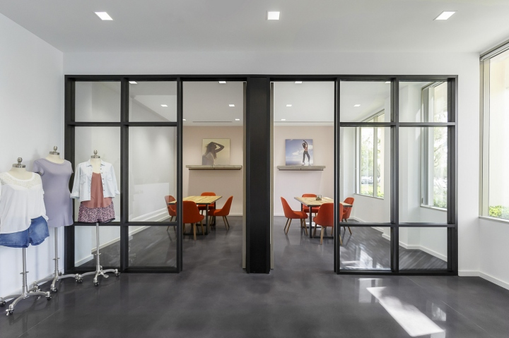Офисный дизайн: светлое и яркое оформление от LPA