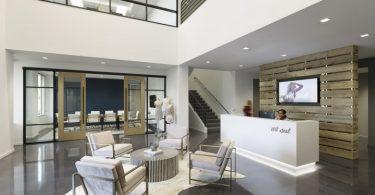 Офисный дизайн для модного дома