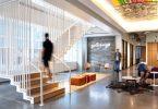 Офисы с красивым интерьером: стильно и функционально