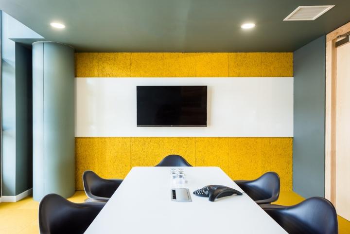 Оформление интерьера офиса: модно и представительно