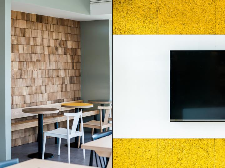 Оформление интерьера офиса: приятные цветовые решения