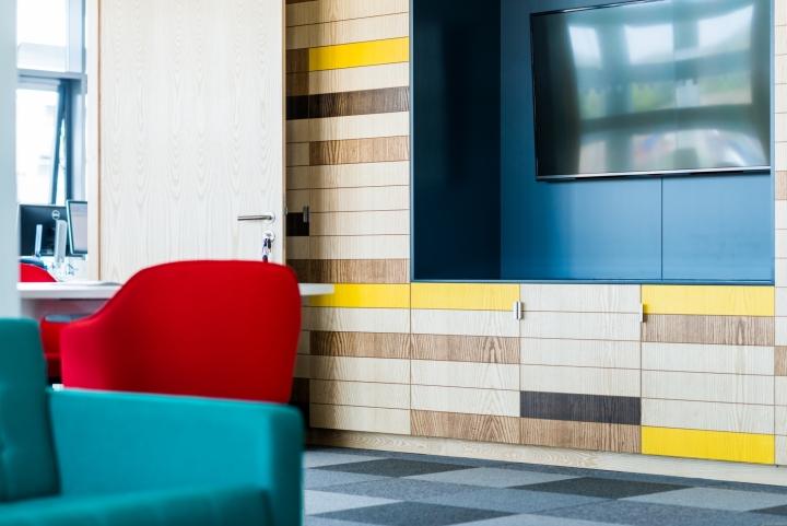 Оформление интерьера офиса: нешаблонные архитектурные находки