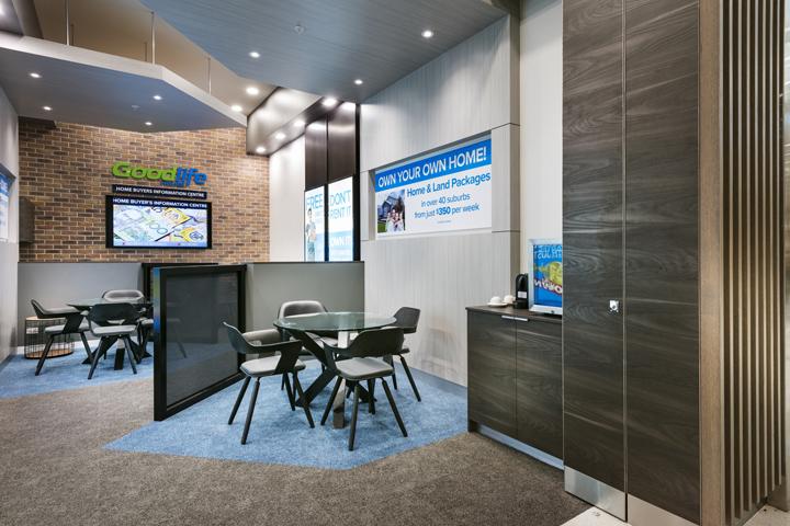Оформление интерьера офиса от Webster + Allan