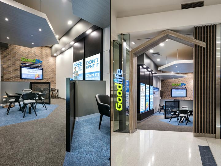Оформление интерьера офиса: домашняя обстановка