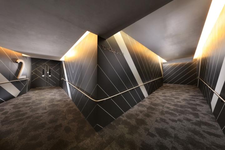 Оформление кинотеатров: современный интерьер