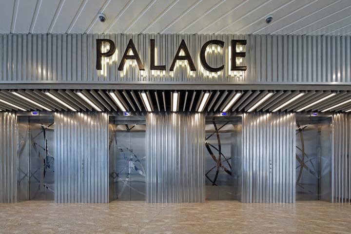 Оформление кинотеатра Palace Cinema в Китае. Фото 3