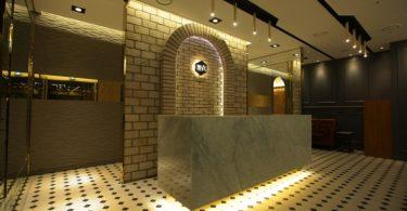 Оформление салона красоты в Сеуле