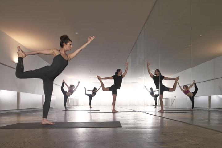 Студия хот-йоги от Rob Mills, Мельбурн, Австралия