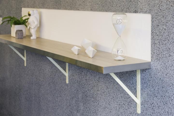 Организация рабочего пространства в офисе - стильные элементы декора интерьера
