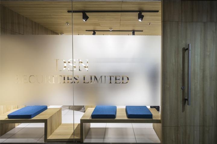 Оригинальный интерьер офиса для индийской компании. Фото 3