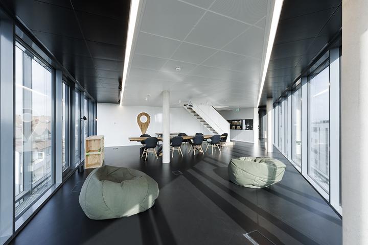Оригинальный офис, фото из города Фридрихсхафен