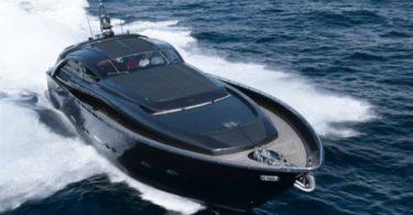 Итальянская яхта Pershing Pininfarina: ограниченная серия