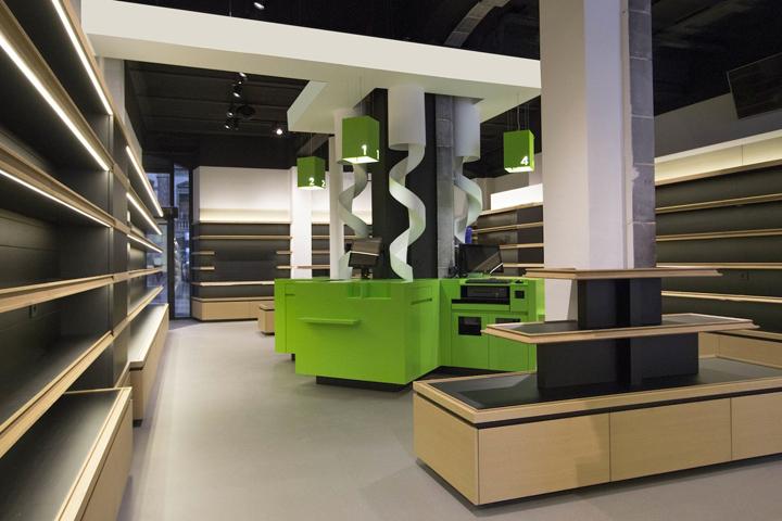 Дизайн однокомнатной квартиры-студии 30 кв.м фото