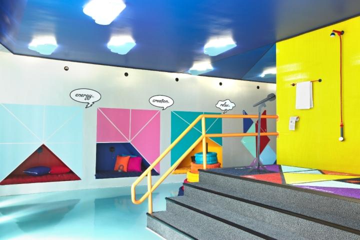 Игровая комната PlayRoom в Сан-Пауло, Бразилия