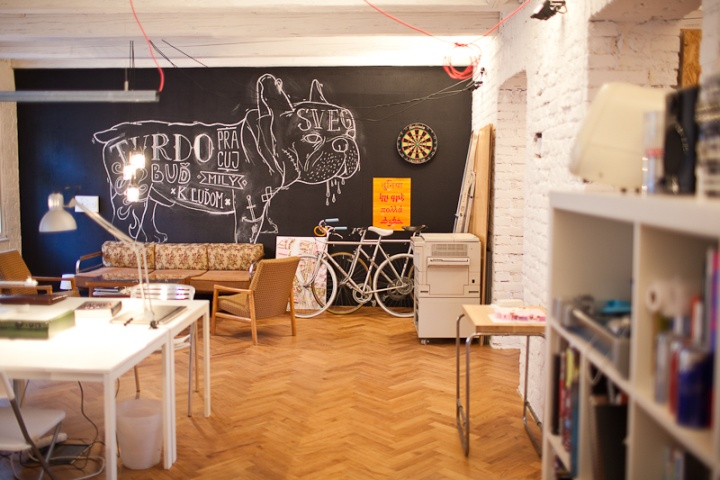 Plusminusarchitects офис