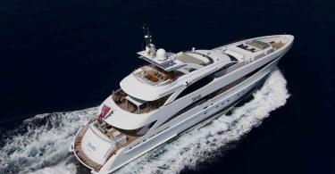Прогулочная яхта Jems от фирмы Omega Architects