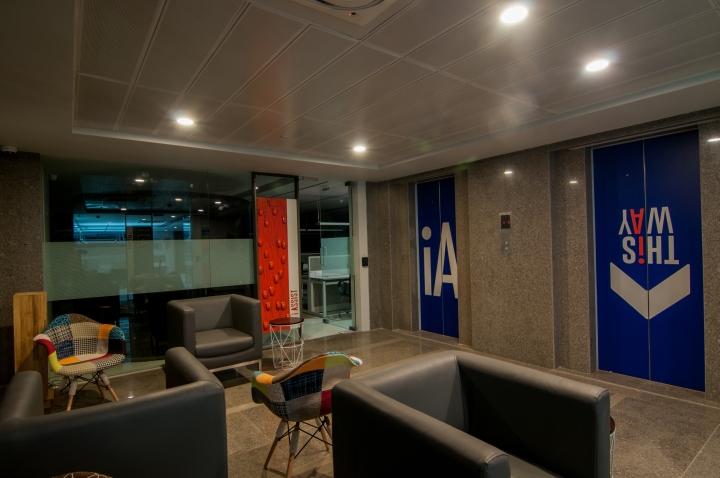 Дизайн интерьера офиса от InfoAnalytica