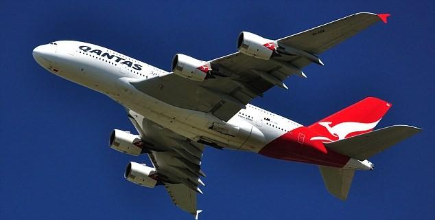 Проект лайнера Qantas Airbus 380 обеспечивает комфортное путешествие