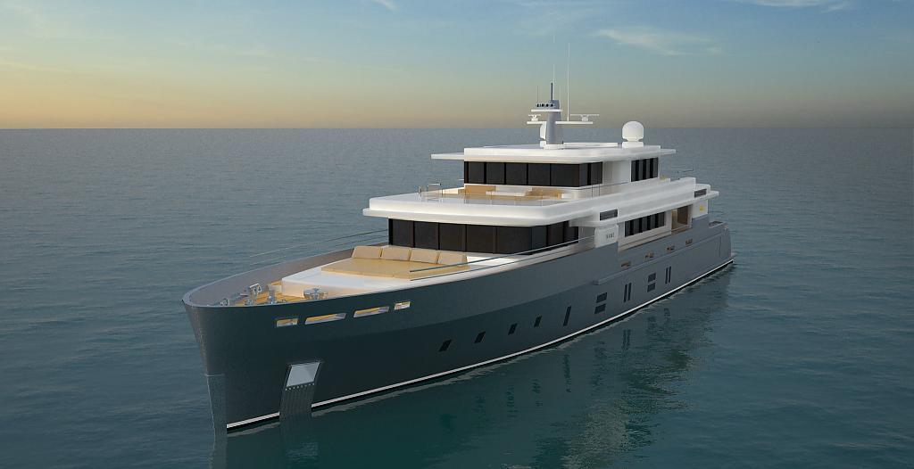 Личный крейсер Essence 42.5m от Kingship