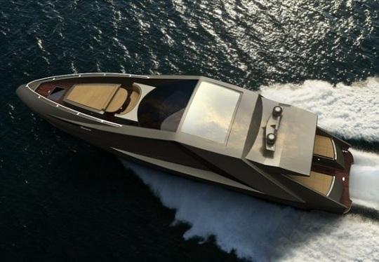 моторная яхта ламборджини фото