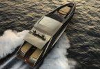Проект моторной яхты Lamborghini от мастеров инженерии